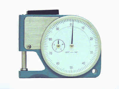 10mmdial Thickness Gage Pocket