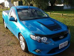 2008 Ford Falcon Ute Temora Temora Area Preview
