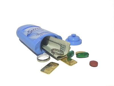 Secret Safe - Secret Stash can Deodorant Diversion Safe.Hide Cash, Jewelry, Medicine, valuable