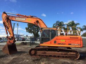 Doosan DX300LC - LOW HRS Kenwick Gosnells Area Preview