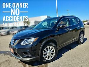2015 Nissan Rogue S Rearview Cam & Bluetooth  FREE Delivery