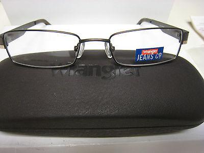 WRANGLER  EYEGLASS FRAMES Style   J106 BROWN   49-18-135 With ASTORIA (Eyeglass Style)