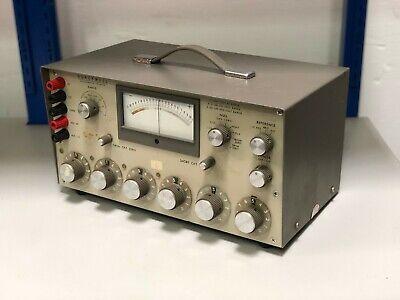 Honeywell 1002 Dc Differential Voltmeter