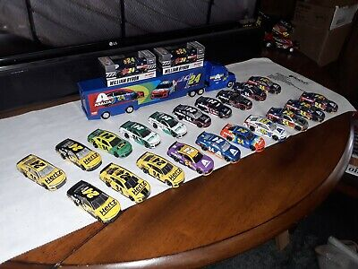 nascar diecast 1/64 lot loose. A nice little collection of cars William drove