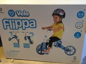 Balance bike/ learn to ride trike Wynn Vale Tea Tree Gully Area Preview