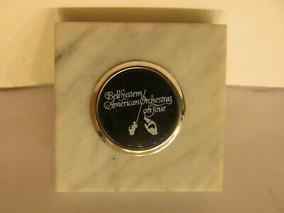 Bell System Americas Symphony on Tour Paperweight