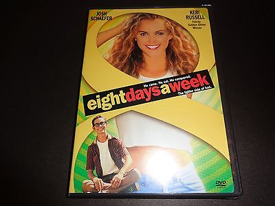 Eight Days A Week Josh Schaefer Sexy Keri Russell Is Dweebs Love Obsession Dvd