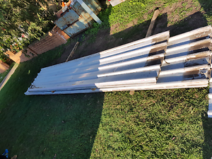 Roofing iron/Trimdeck used Banyo Brisbane North East Preview