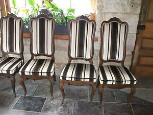 dining/hall  chairs  x4 Balmain Leichhardt Area Preview