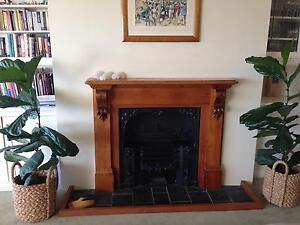 Mantle piece and decorative fireplace Sandy Bay Hobart City Preview