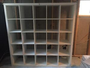 IKEA 5x5 Shelving Unit