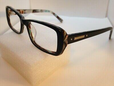 Kardashian Kollection Eyeglass Frame KK35 Col.104 Black 52–17-140 Full (Kardashian Eyeglasses)