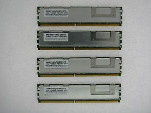 16GB-4X4GB-FOR-HP-PROLIANT-DL360-G5-DL380-G5-DL580-G5-ML150-G3