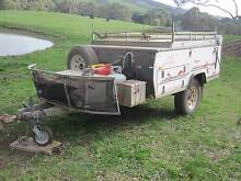 CUB Supermatic Regal Off Road Camper Trailer Red Hill South Mornington Peninsula Preview