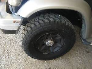 265/75/R16 MUD TYRES ONLY  SET OF 4 Holden Hill Tea Tree Gully Area Preview
