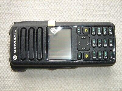 New Genuine Motorola Pmln7618a Apx900 Uhf M3 Housing Inc Free Shipping
