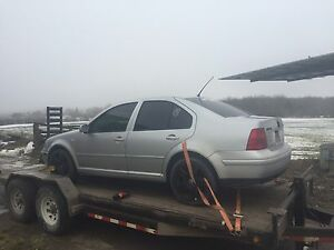 Parting out 2000 vw Jetta vr6