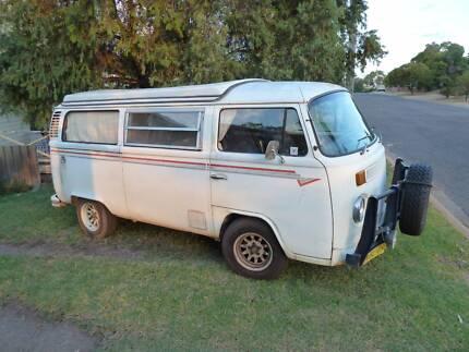 1979 Volkswagen Kombi Van/Minivan Calala Tamworth Surrounds Preview