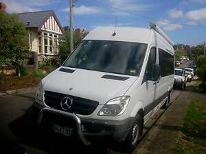 2011 Mercedes Sprinter Motorhome Hobart CBD Hobart City Preview