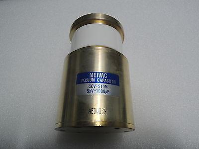 Meivac Vacuum Capacitor Scv-510m 5kv-1000pf Free Expedited Shipping