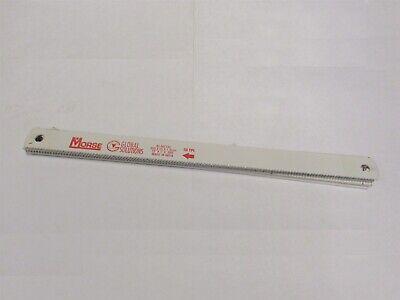 Morse Phw1205010 12 Long Power Hacksaw Blade 1 Wide 10 Teeth Per Inch 10 Pcs
