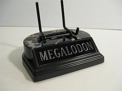 MEGALODON SHARK TOOTH DISPLAY STAND FOR SHARK TOOTH FOSSIL... TOOTH NOT INCLUDED Megalodon Fossil Shark Tooth
