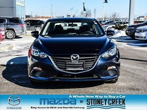 2016 Mazda Mazda3 GS Heated Seats Rear Cam Cruise B/T Alloy
