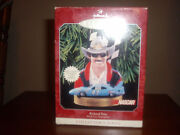 Richard Petty Hallmark Ornament