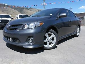 2012 TOYOTA COROLLA S RELIABLE FUEL EFFICIENT & THE RIGHT PRICE