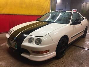 1998 ACURA INTEGRA (SAFETIED)