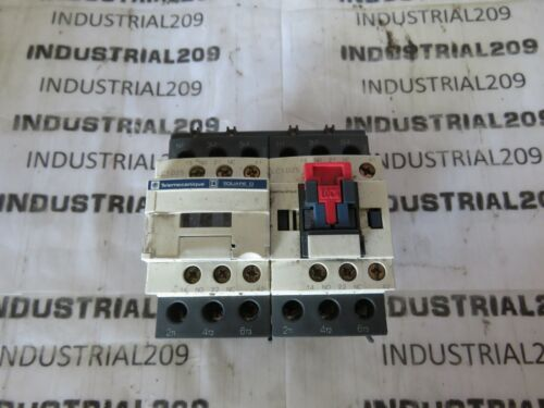 TELEMECANIQUE SQUARE D REVERSING CONTACTOR LC2D25 NEW IN BOX