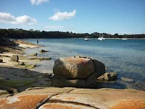 Massive price reduction on Flinders Island waterfront property. Lady Barron Flinders Island Preview