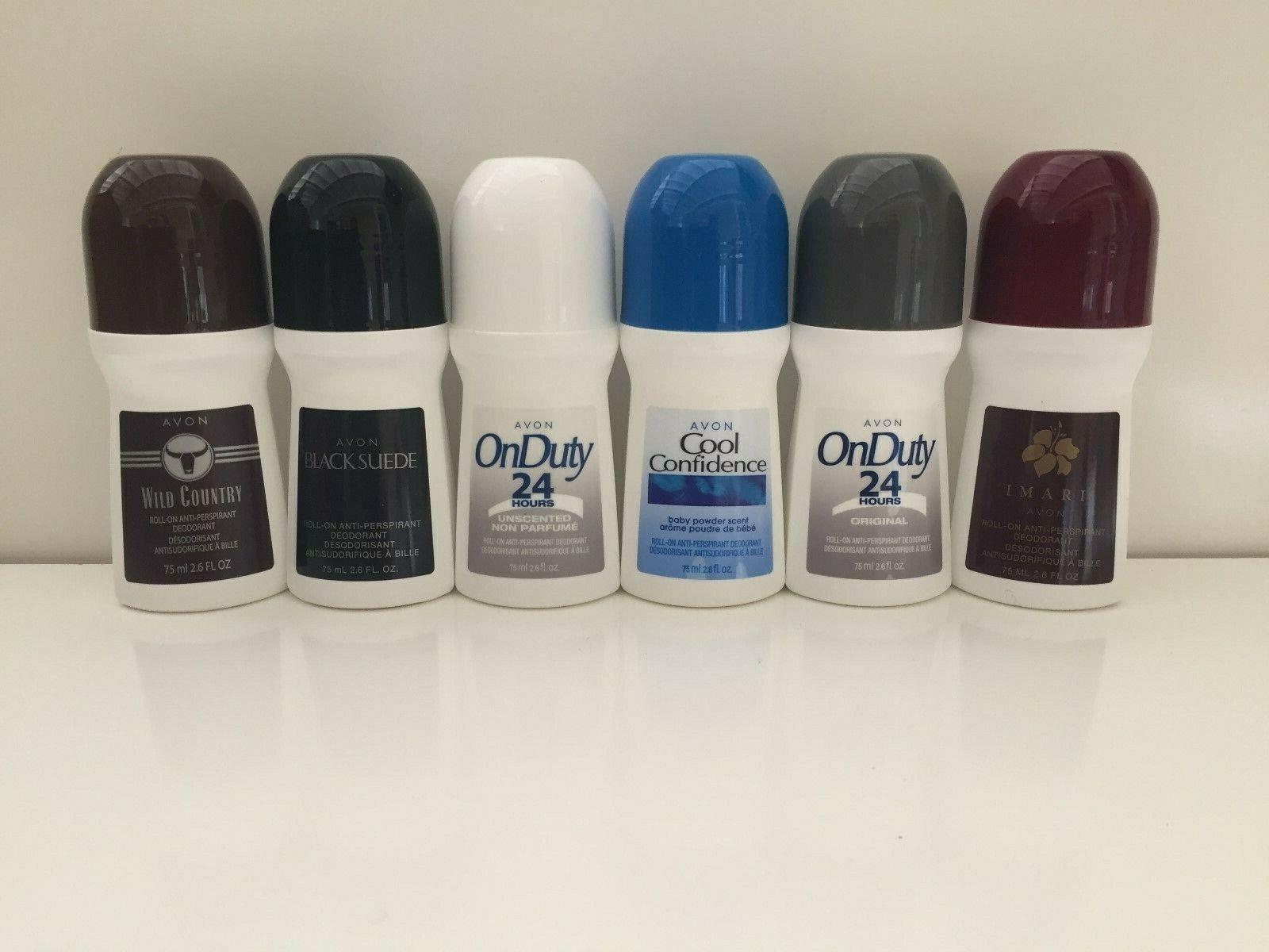 deodorant bundle of 10 choose your scent