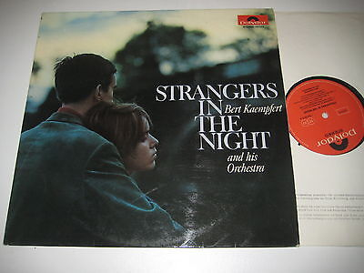 LP BERT KAEMPFERT STRANGERS IN THE NIGHT POLYDOR 184053