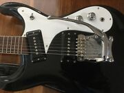 Mosrite the ventures model Camp Hill Brisbane South East Preview