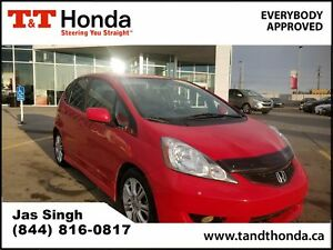 2010 Honda Fit Sport *C/S*Sport* One Owner, Local Trade, USB*