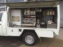 Mobile Coffee Van For Sale Gooseberry Hill Kalamunda Area Preview