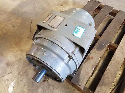 Delco U1401cay1 15hp 3 Phase Electric Motor 1175 Rpm
