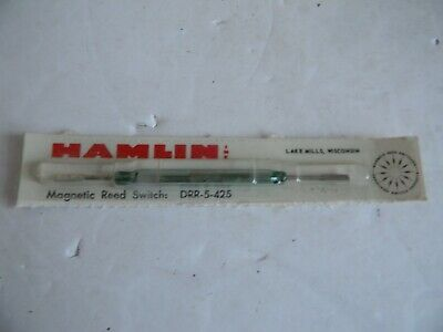 Hamlin  Drr-5-425  Magnetic Reed Switch - New In Package