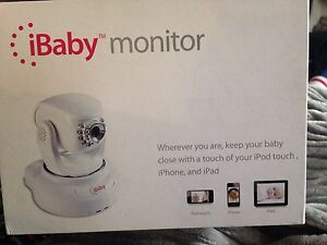 IBaby Monitor barely used