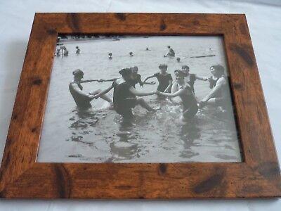 Britain yesterday & today Black white carlton 1937 august heatwave swimming