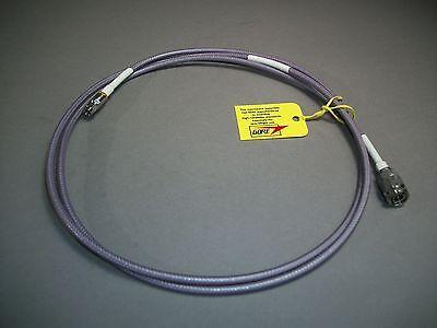 Gore-tex Precision Tnc To Sma Cable 67 Mm Aerospace Grade Microwave Coaxial
