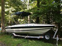 1987 Sunbird 18' boat