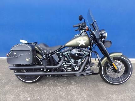 Harley Davidson FLSS softail slim s 2016