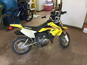 2014 Suzuki DRZ 70 in mint condition