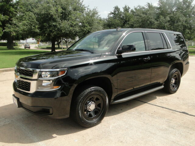 2015 Chevrolet Tahoe Police Package Ppv New Chevrolet Tahoe For Sale In Sugar Land Texas