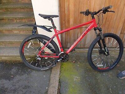 """Carrera Kraken 20"""" Large Men's Mountain Bike 27.5"""" Wheels"""