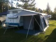 Poptop  Jayco Starcraft 16.5 Budgewoi Wyong Area Preview