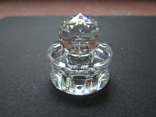 "SWAROVSKI Crystal City Interesting Find ""Opera House"" RARE"