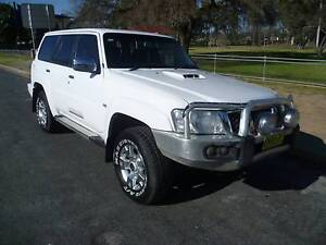 2013 Nissan Patrol ST Wagon, 7 SEAT ,4X4, Turbo Diesel,manual Holbrook Greater Hume Area Preview